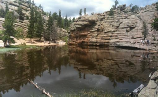 2-26 2013 reflect lake
