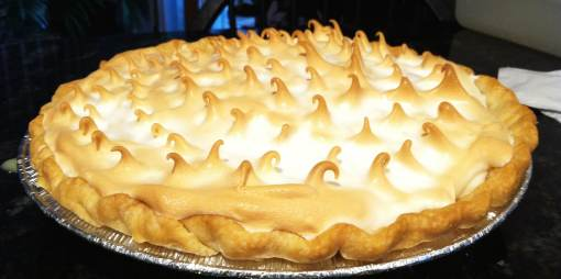 If you know how long it takes you to make an apple pie, how long would it take you to make a lemon meringue pie?