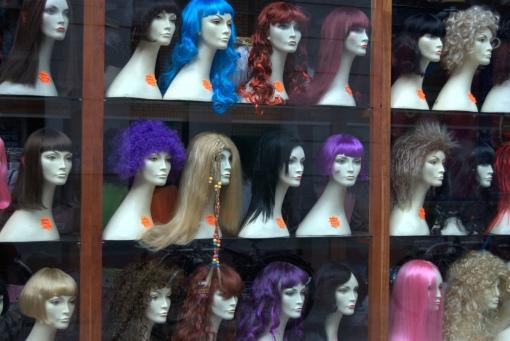 Adaptable culture, not adaptable hair...