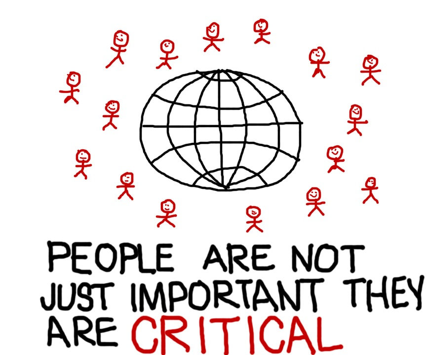 People Are Critical