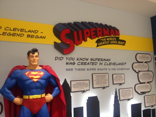 Superman probably does not need a stand-up meeting but Clark Kent is another story!