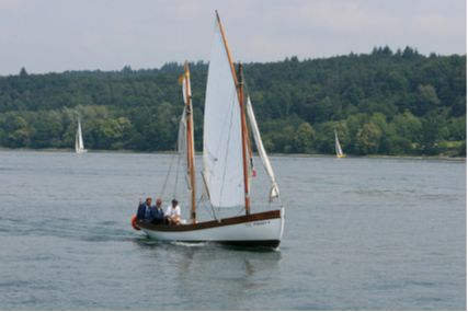 A sailboat can be used as a metaphor in a retrospective.