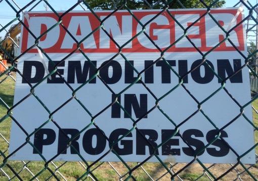 Deconstructing Value Is Just Like Demolition!