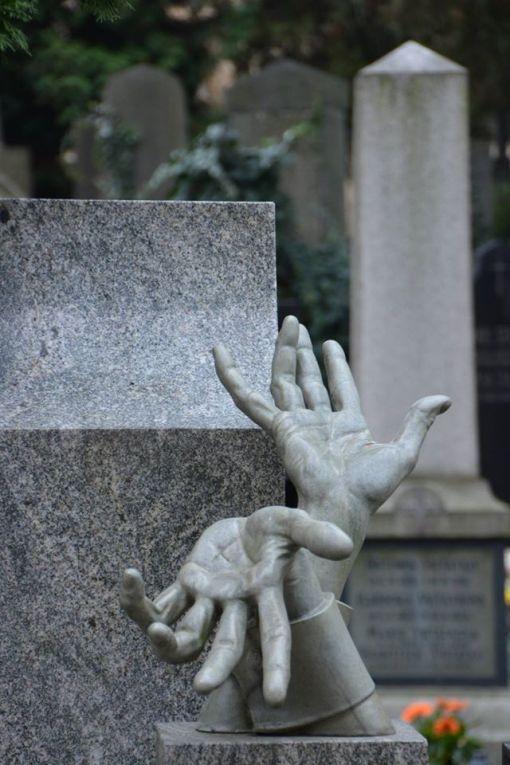 Grave Hands Prague