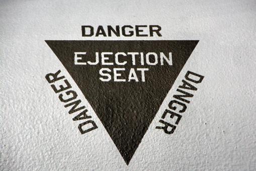 Warning: Ejection Seat
