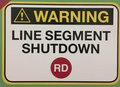 Line Segment Shutdown