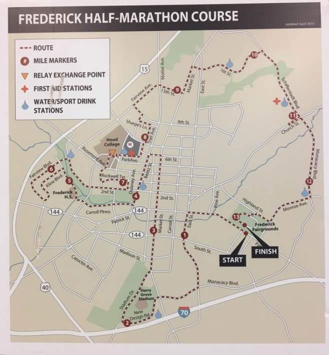 Frederick Course