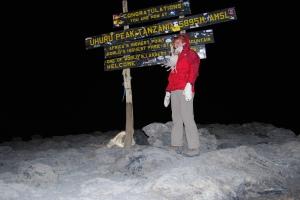 Mt Kilamajaro