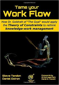 Book cover: Tame your Work Flow